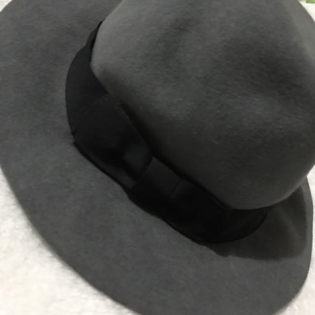 Divided By H&M Felt Floppy Hat
