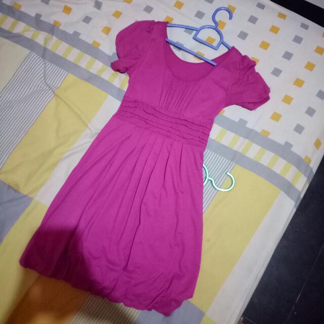 Dress Pendek Wanita
