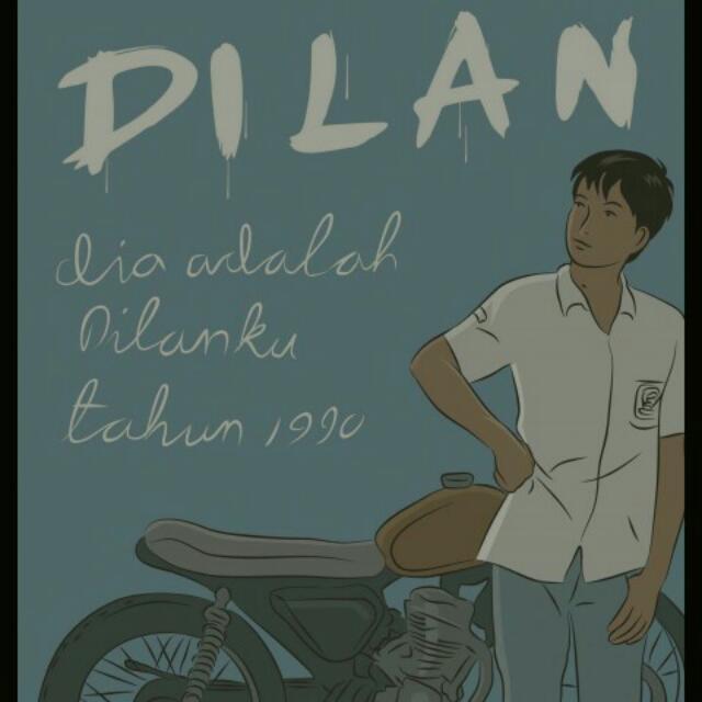 Ebook Dilan - Pdf Version Lengkap 3 Series