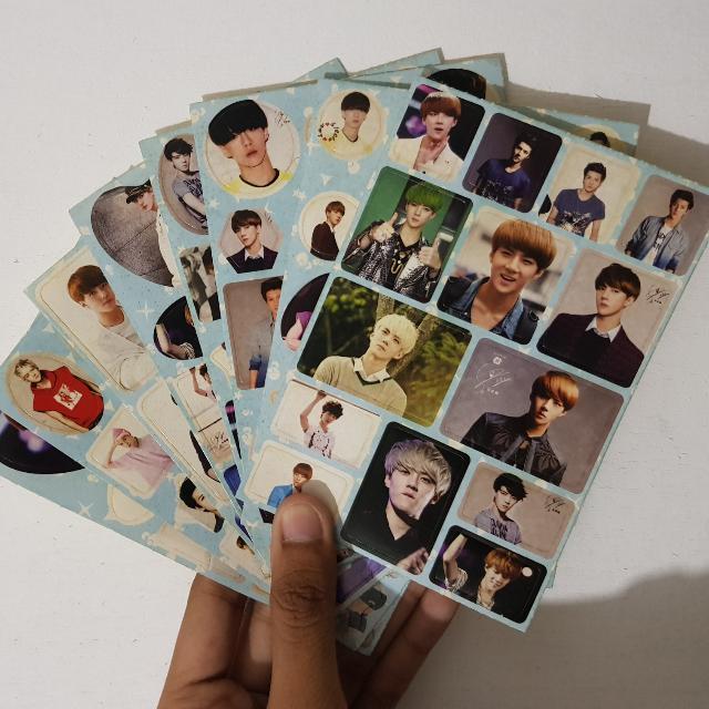 EXO' s Sehun Stickers