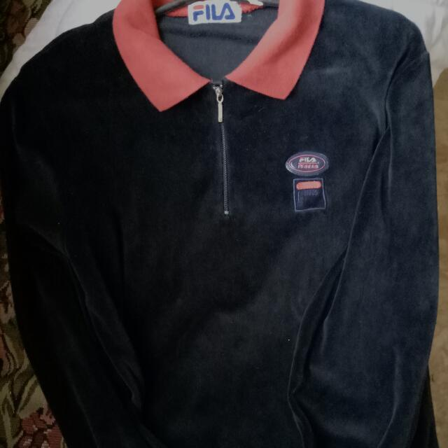 Fila Sweater Cotton