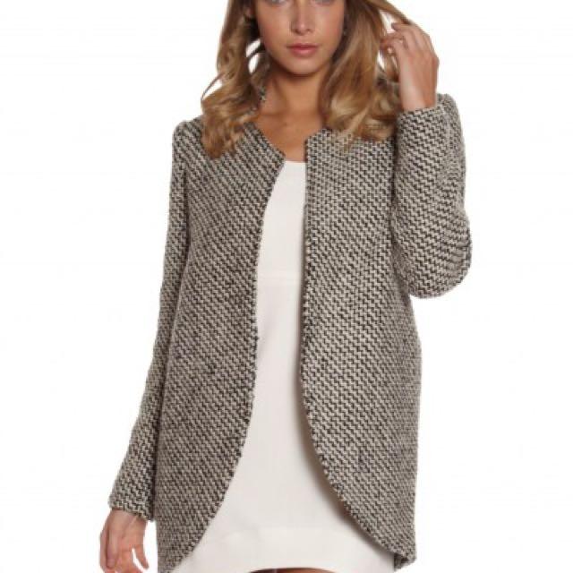 Finders keepers Wool CARELESS LOVE COAT