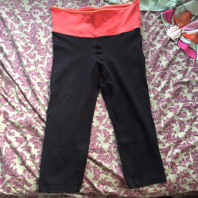 Forever21 Crop Pants