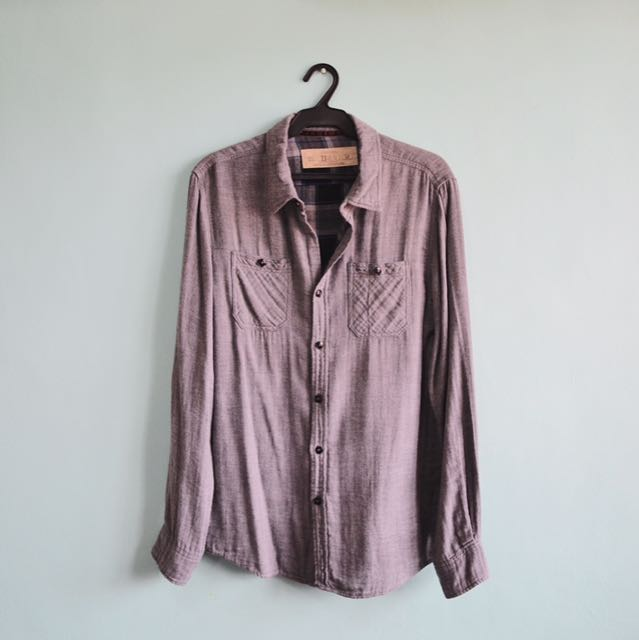 Forever 21 Button Down Shirt