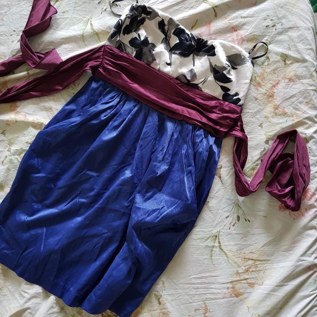 Forever 21 Snow White Tube Dress