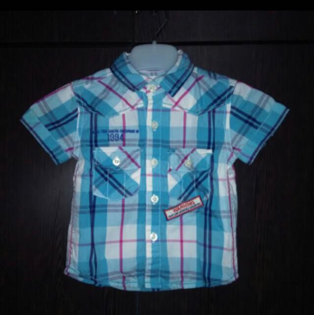 Gingersnaps Polo Size 6