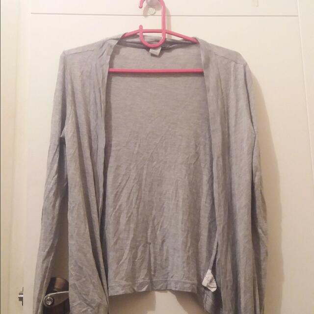 Cotton On Gray Cardigan
