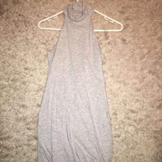 Grey Kookai Dress
