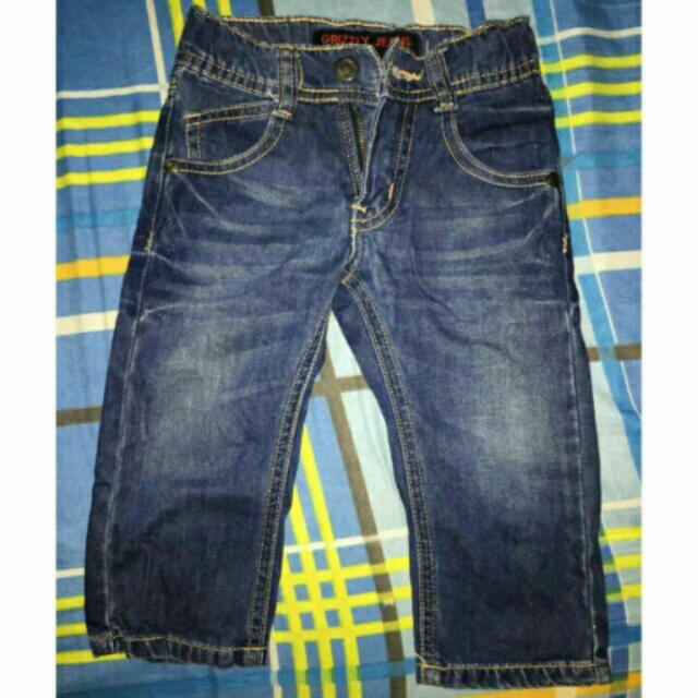 Grizzly Jeans Preloved