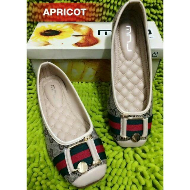 Gucci Doll Shoes (Class A), Women's