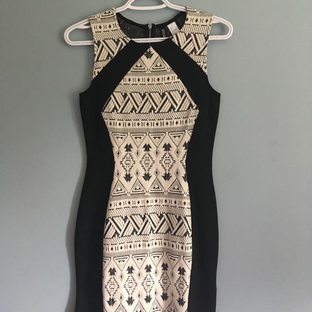 H&M Aztec Dress (Sz 4)