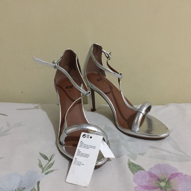 H&M Brandnew With Tag: Adjustable Straps Highheels