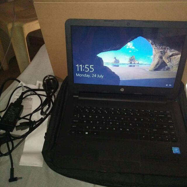 HP Notebook 14-am070tu