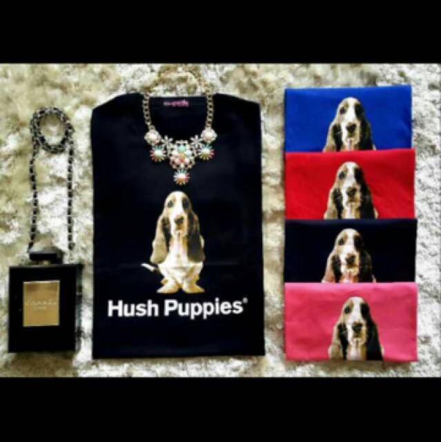 hush puppies tee