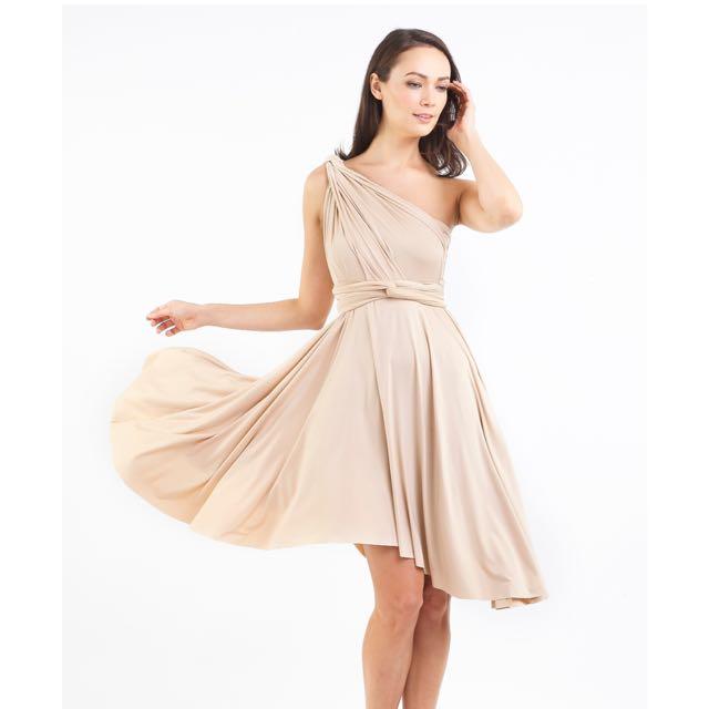2140b8c760b Intoxiquette Multiway Dress (convertible Dress)