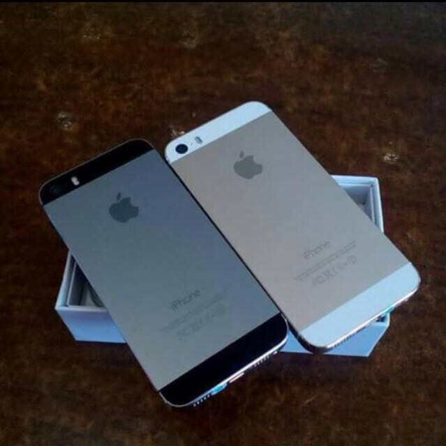 iPhone 5s Gold/Space Gray/Rose Gold