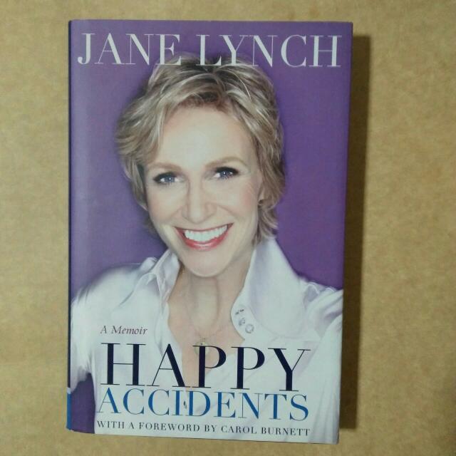 Jane Lynch - Happy Accidents (A Memoir)