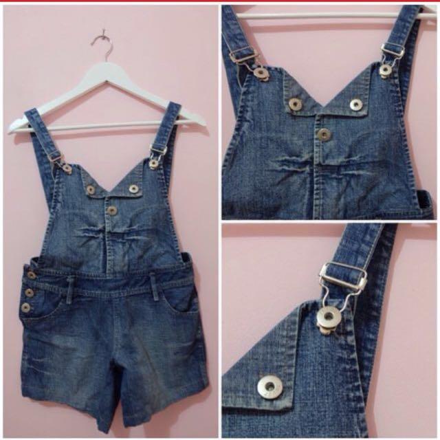 JUMPSUIT Jeans 15rb