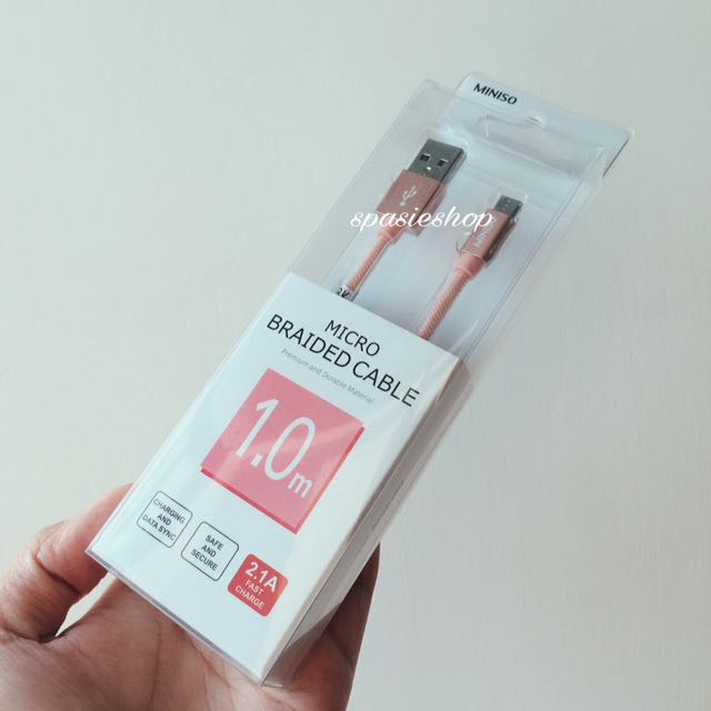 Kabel Android Miniso