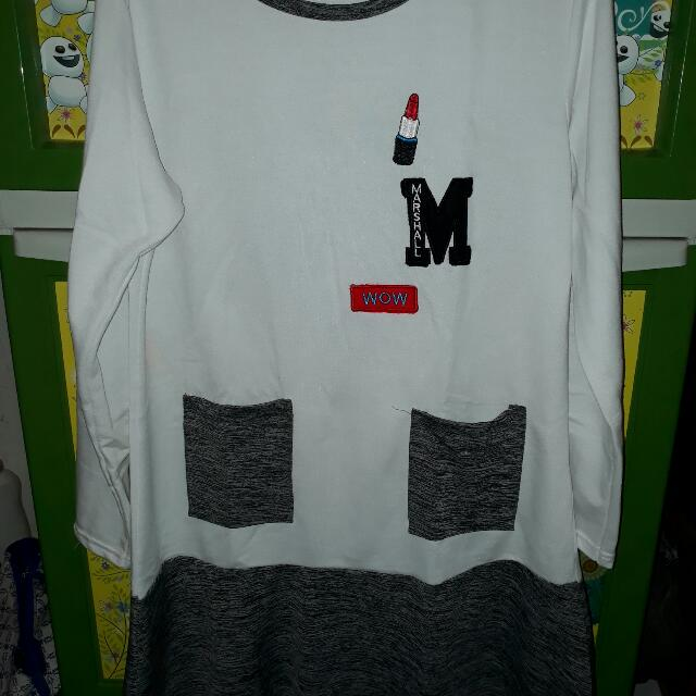 Kaos cantik fit to L