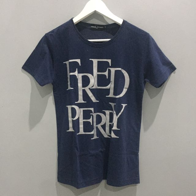 Kaos Navy Fred Perry