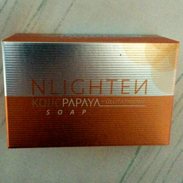 Kojic Papaya with Glutathione NLIGHTEN