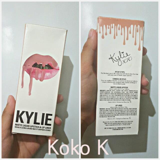 Koko K Kylie Lip Kit (Authentic / Original)