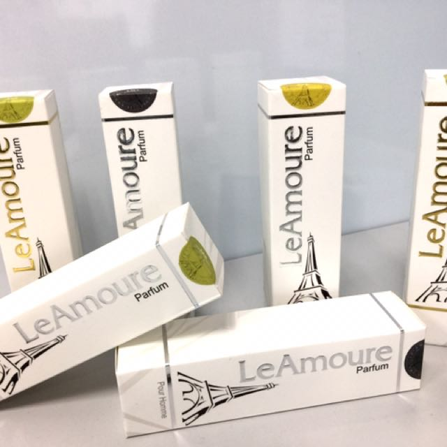 Le Amoure scents