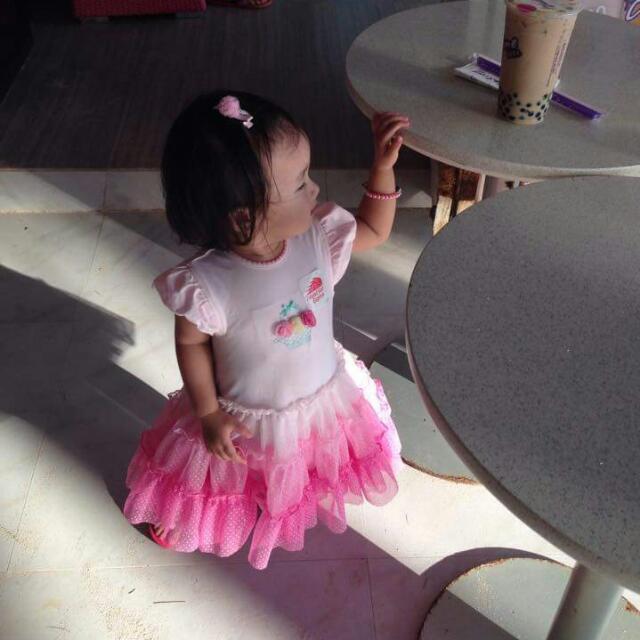 Little Me Tutu Dress