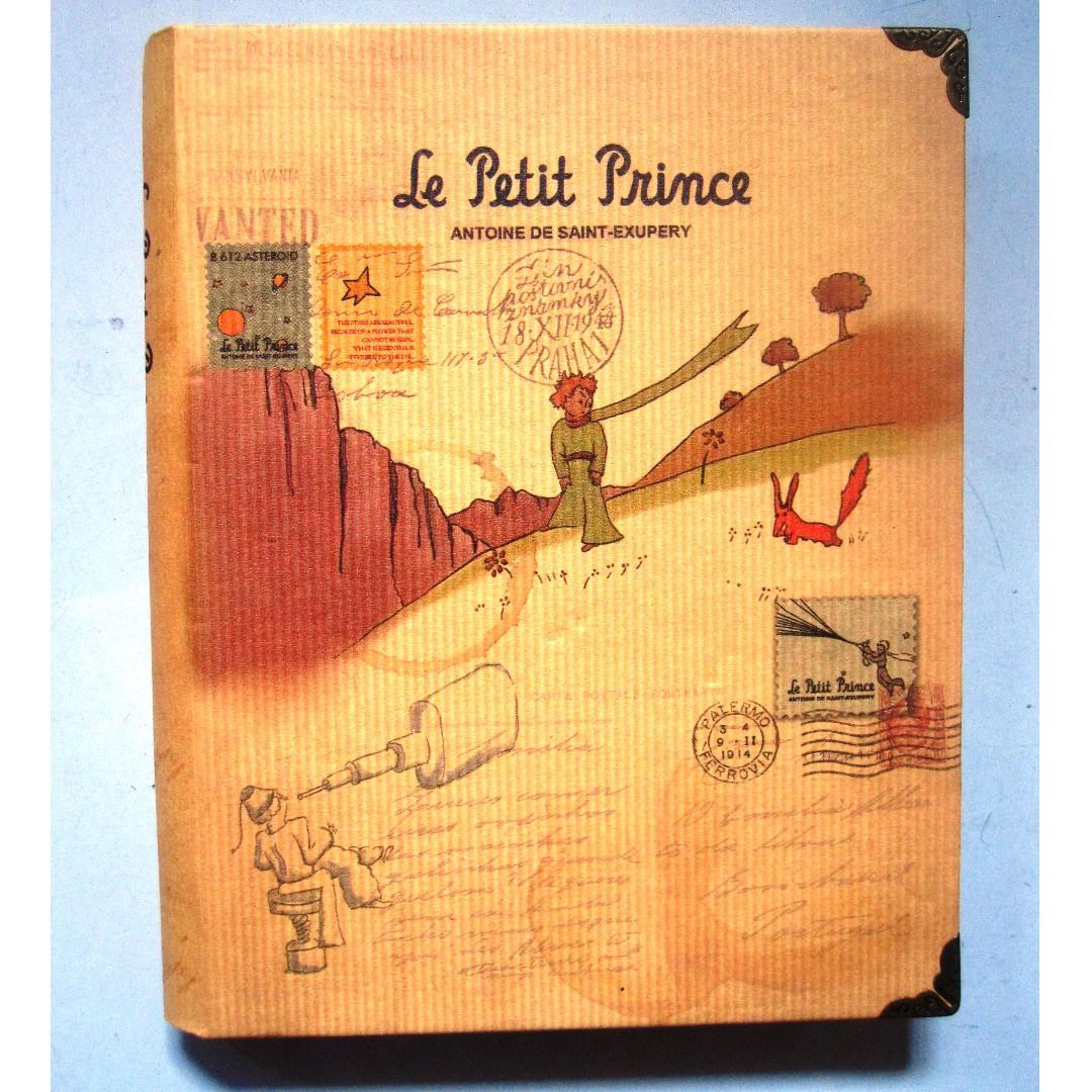Little Prince Journal Planner