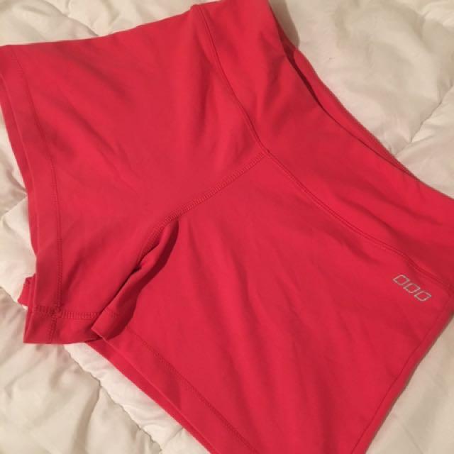 Lorna Jane Booty Shorts