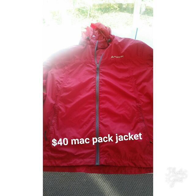 mac pac jacket