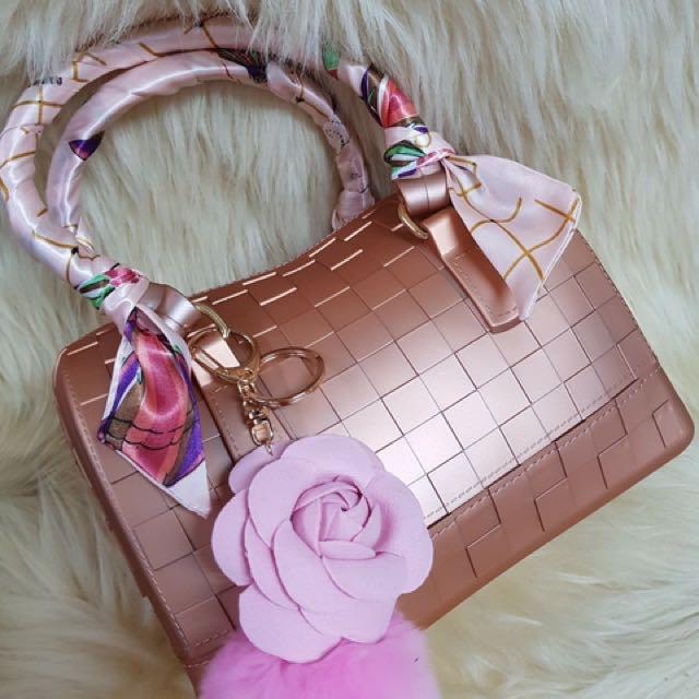 Matte Pillow Bag