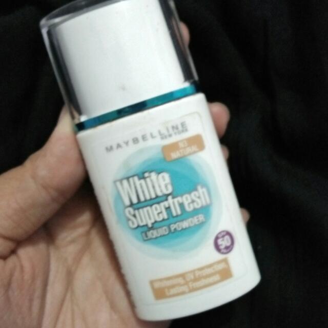 Maybelline White Superfresh