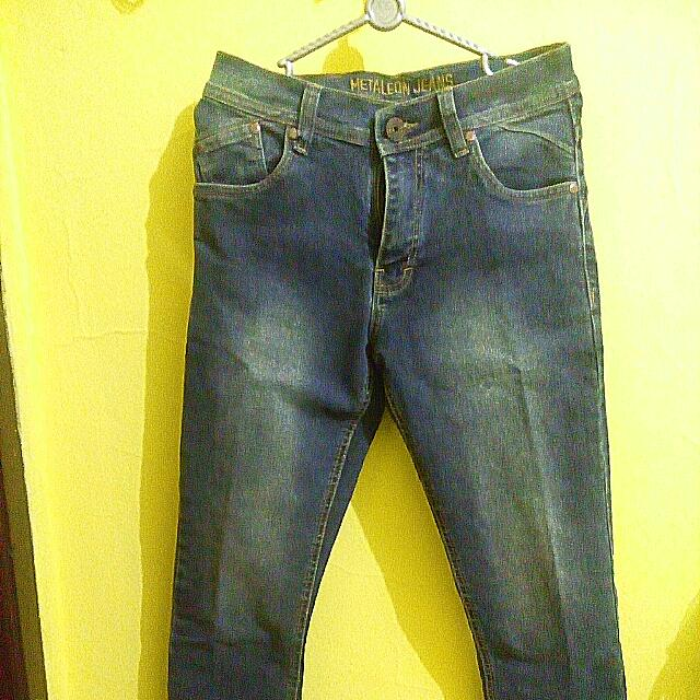 Metaleon Stretch Jeans Sz. 30