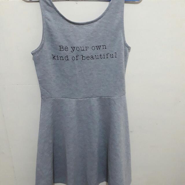Mini Dress (H&M)