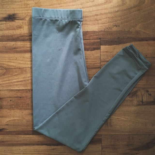 Moss Green Yoga Pants