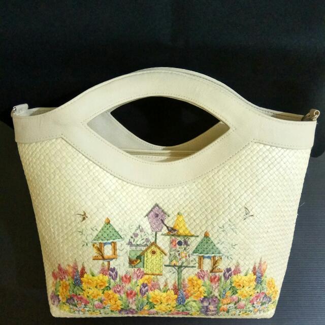NEW - Deco Handbag