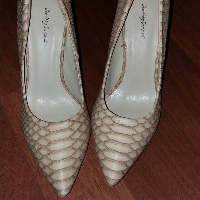 No Brand Shoes
