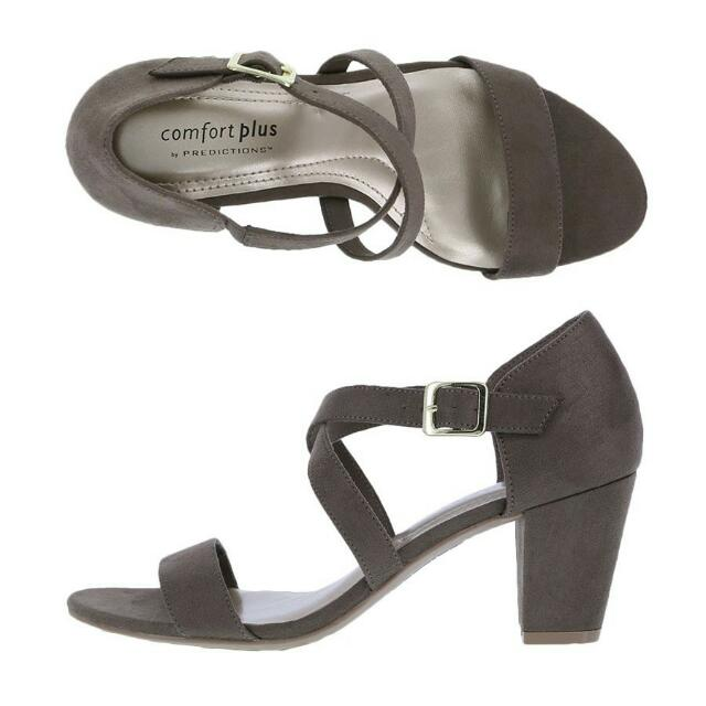 Payless Comfort Plus Jill Sandals Size US 9 Taupe