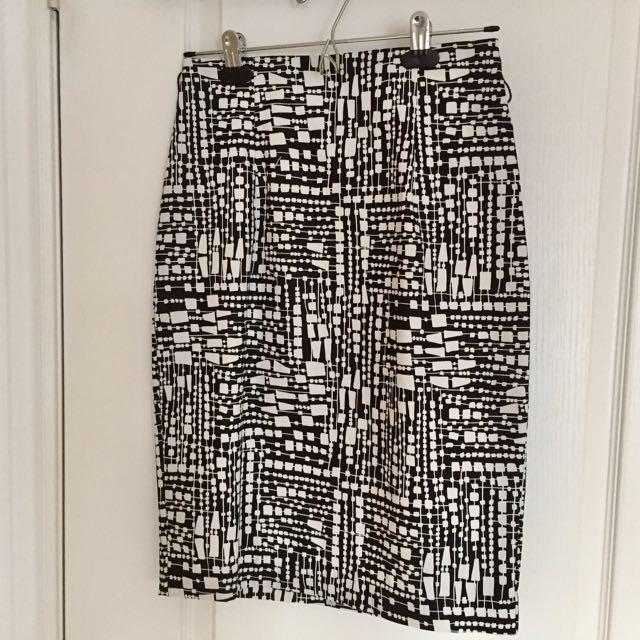 Pencil Skirt Sz.4
