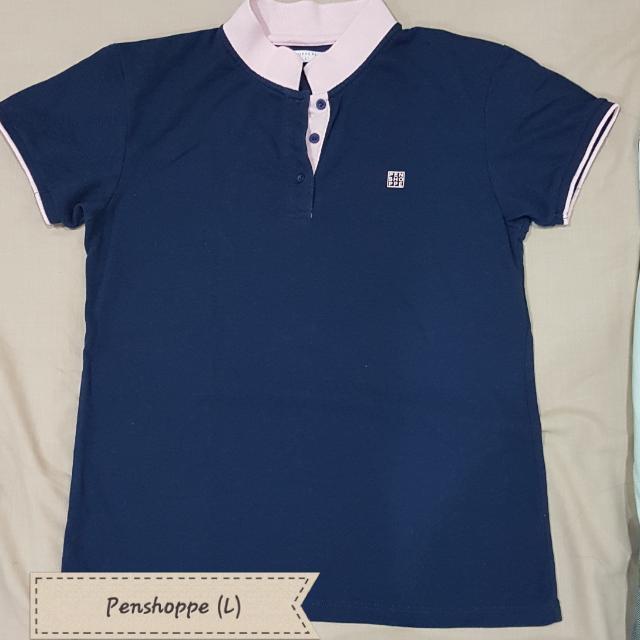Penshopped Collared-shirt