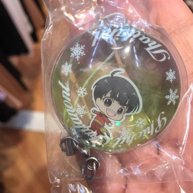 phichit water collection keychain 💦