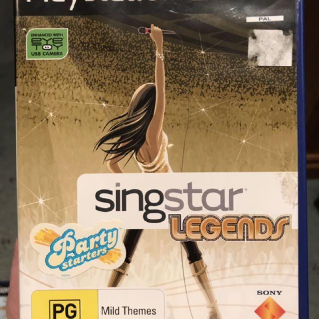 PlayStation 2 Singstar