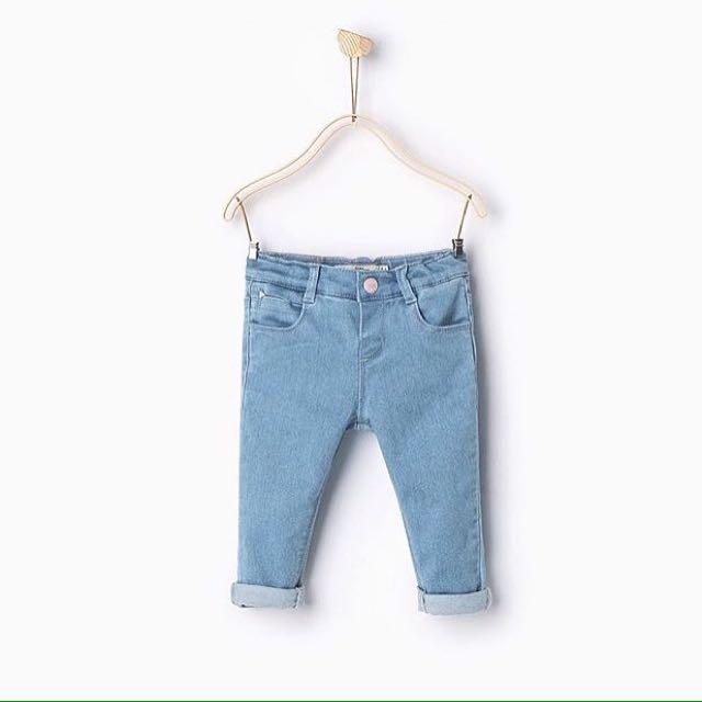 Preloved Jeans Skinny Original Zara