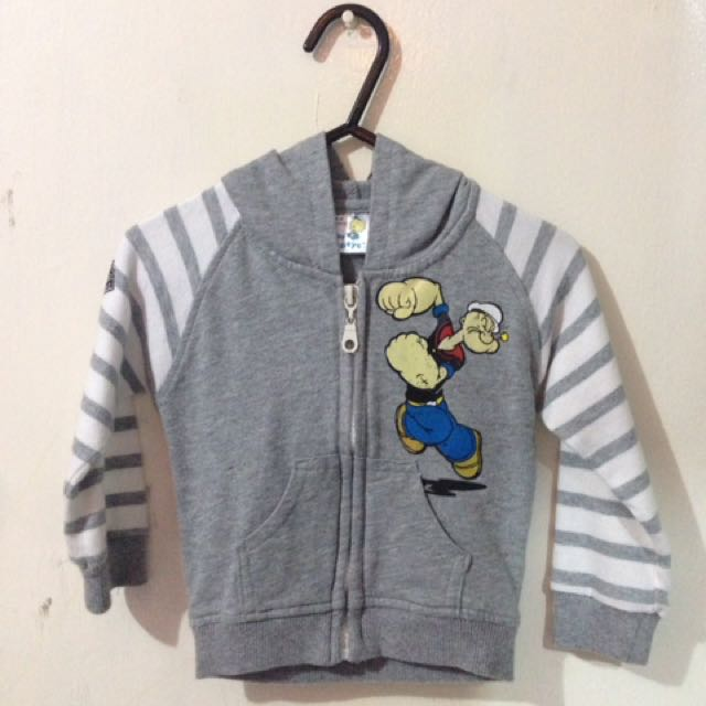 Preloved Original Baby Popeye