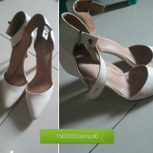 Preloved Zalora Shoes