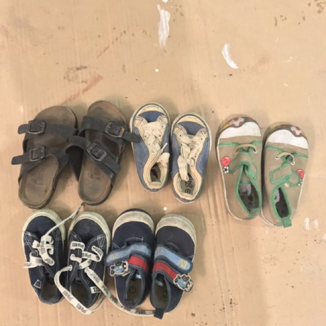 PRE-OWNED KIDS SHOES FOR SALE