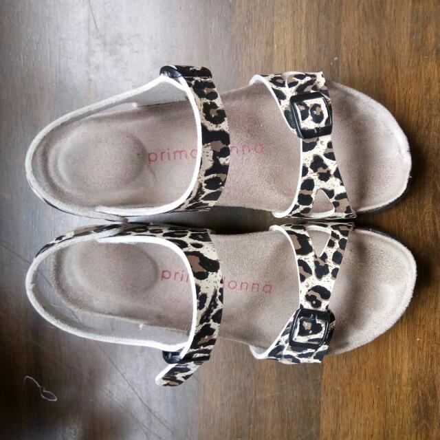 Primadonna Animal Print Sandals