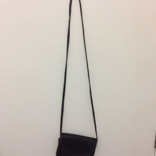 Real Leather Side Bag